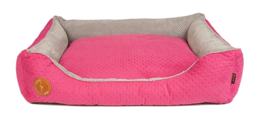 9519be77048946 LAUREN design Kanapa Cezar różowy + szary | Sklep internetowy ZooArt