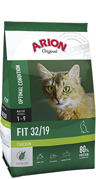ARION Original Fit 32/19 Chicken 7,5kg