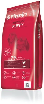 FITMIN Medium Puppy 15kg