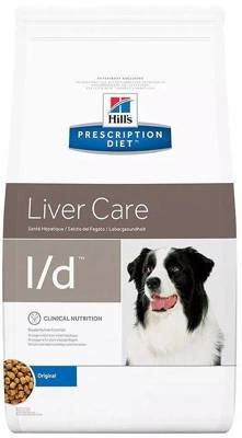 HILL'S PD Prescription Diet Canine L/d Liver Care 2kg