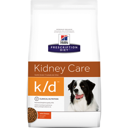HILL'S PD Prescription Diet Canine k/d 12kg