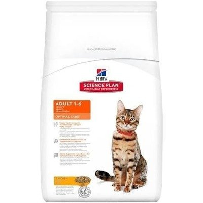 HILL'S SP Science Plan Feline Adult Kurczak 5kg