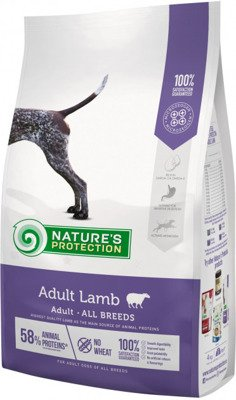 NATURES PROTECTION Lamb Adult 4kg