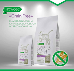 NATURES PROTECTION Superior Care Grain Free 10kg