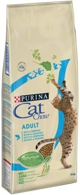 PURINA Cat Chow Adult Tuna and Salmon 15kg