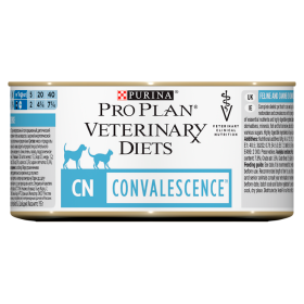 PURINA Veterinary PVD CN Convalescence 195g puszka