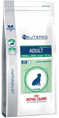 ROYAL CANIN Neutered Adult Small Dog Weight & Dental 8kg