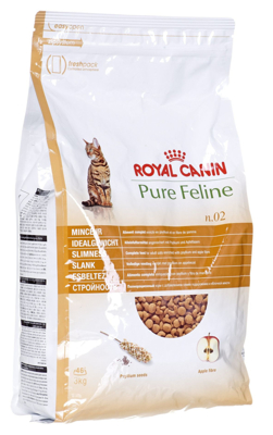 ROYAL CANIN Pure Feline Slimness n.02  3kg