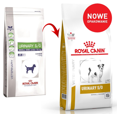 ROYAL CANIN Urinary S/O USD 20 Small Dog 8kg