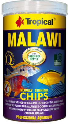 TROPICAL Malawi Chips 1000ml