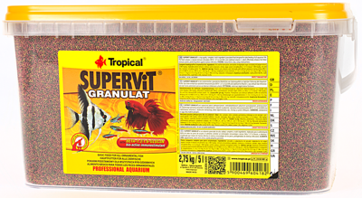 TROPICAL SuperVit Granulat 5000ml
