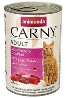 ANIMONDA Cat Carny Adult smak: multi koktajl mięsny 400g