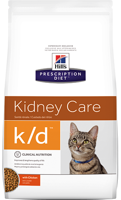 HILL'S PD Prescription Diet Feline k/d 5kg