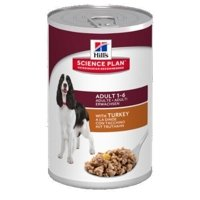 HILL'S SP Science Plan Canine Adult Indyk 370g - puszka