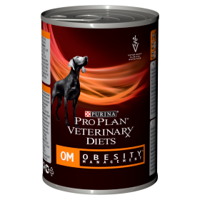 PURINA Veterinary PVD OM Obesity Management 400g puszka