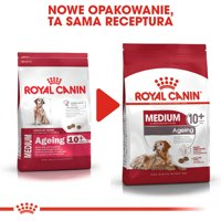 ROYAL CANIN Medium Ageing 10+  2x15kg
