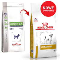 ROYAL CANIN Urinary S/O USD 20 Small Dog 4kg
